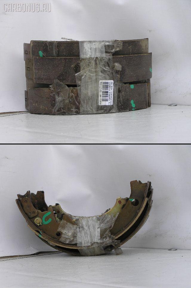 Тормозные колодки Isuzu Bighorn UBS55FW Фото 1