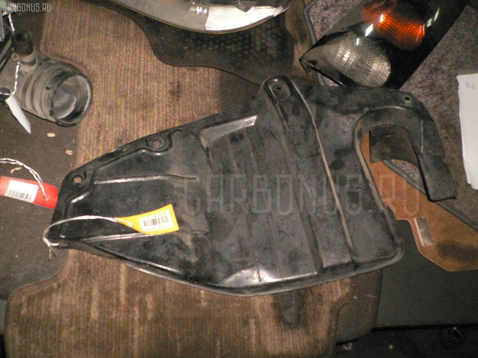 Защита двигателя Nissan Bluebird HU12 Фото 1