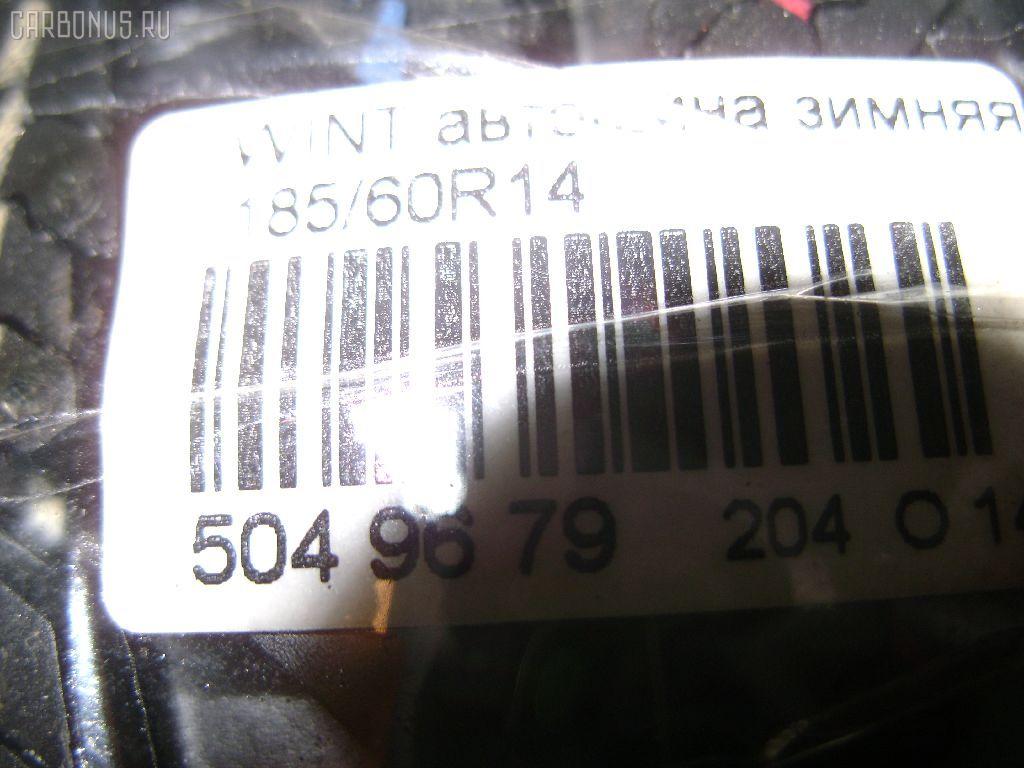 Автошина легковая зимняя WINTERMAX 185/60R14 MAXXIS Фото 2