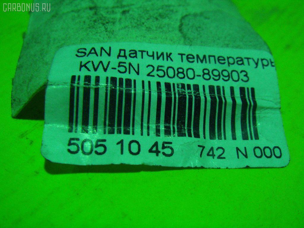 Датчик температуры NISSAN Фото 2