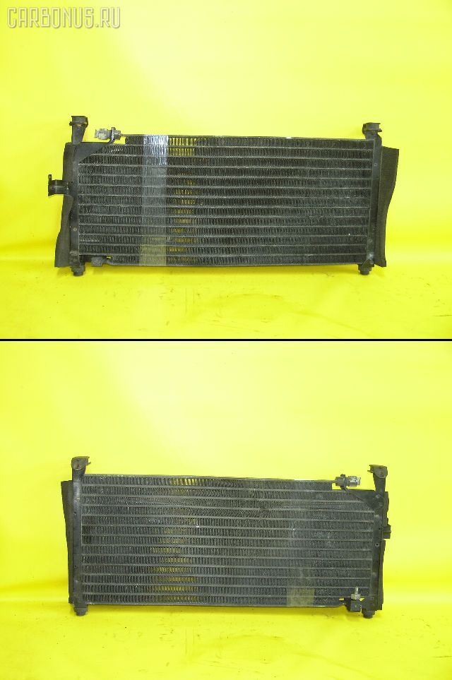 Радиатор кондиционера на Honda EF5 ZC Фото 1
