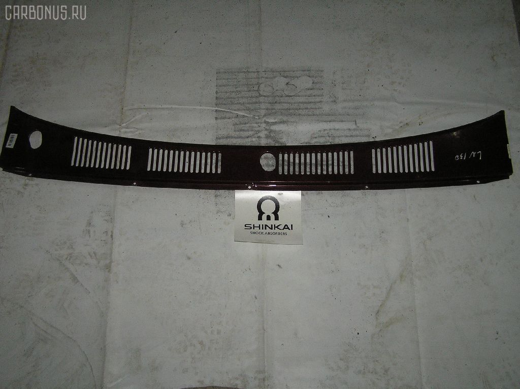 Решетка под лобовое стекло TOYOTA HILUX SURF LN130. Фото 4