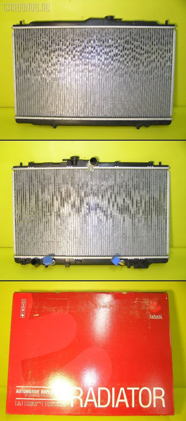 Радиатор ДВС HONDA INSPIRE UA4 J25A. Фото 2