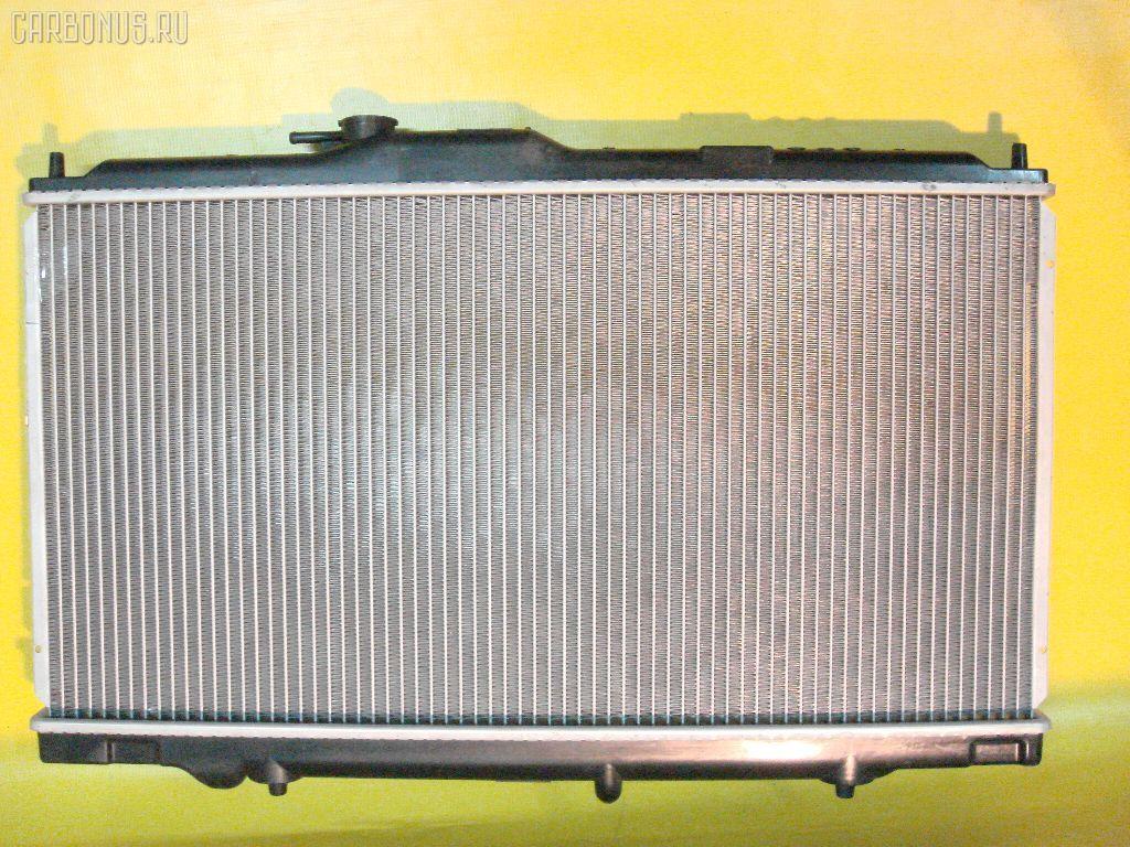 Радиатор ДВС HONDA PRELUDE BB5 F22B. Фото 8