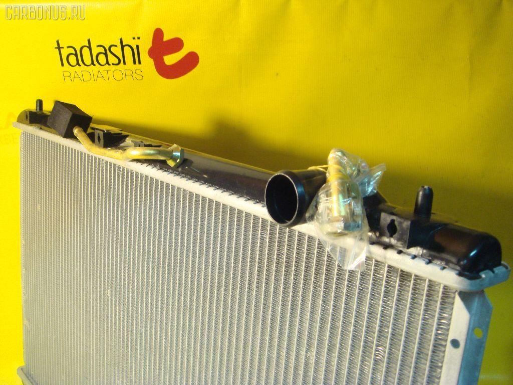 Радиатор ДВС TOYOTA MARK II QUALIS MCV21W 2MZ-FE Фото 2
