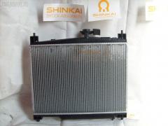 Радиатор ДВС TOYOTA VITZ SCP10 1SZ-FE Фото 2