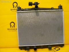 Радиатор ДВС Toyota Vitz SCP10 1SZ-FE Фото 1