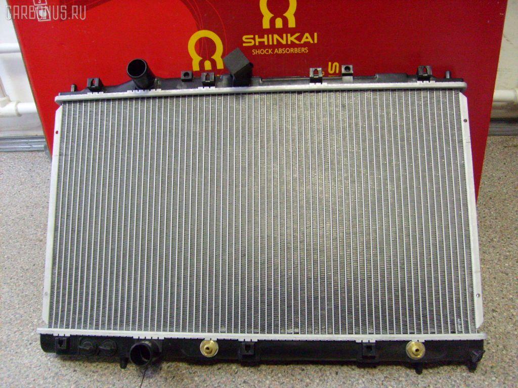 Радиатор ДВС MITSUBISHI LANCER CK4A 4G92. Фото 6