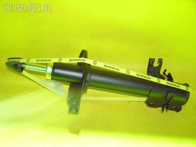 Стойка NISSAN X-TRAIL T30 QR20DE. Фото 11