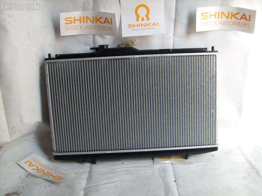Радиатор ДВС HONDA AVANCIER TA1 F23A. Фото 1