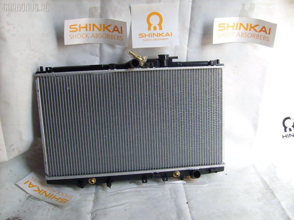 Радиатор ДВС HONDA AVANCIER TA1 F23A. Фото 3