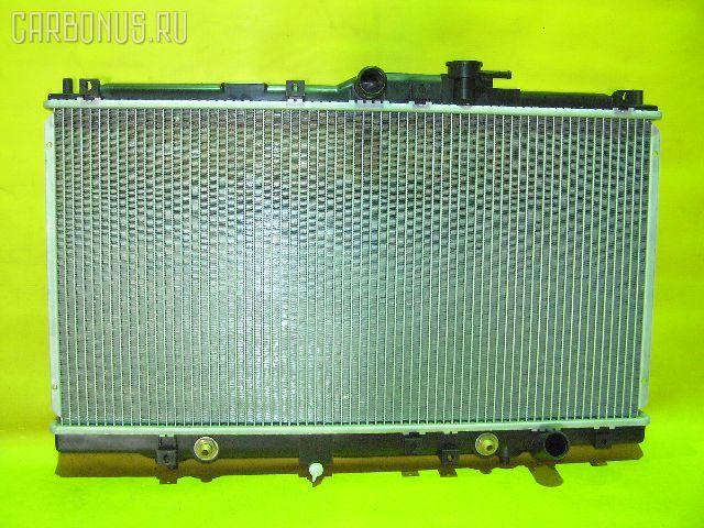 Радиатор ДВС HONDA PRELUDE BB5 F22B. Фото 10