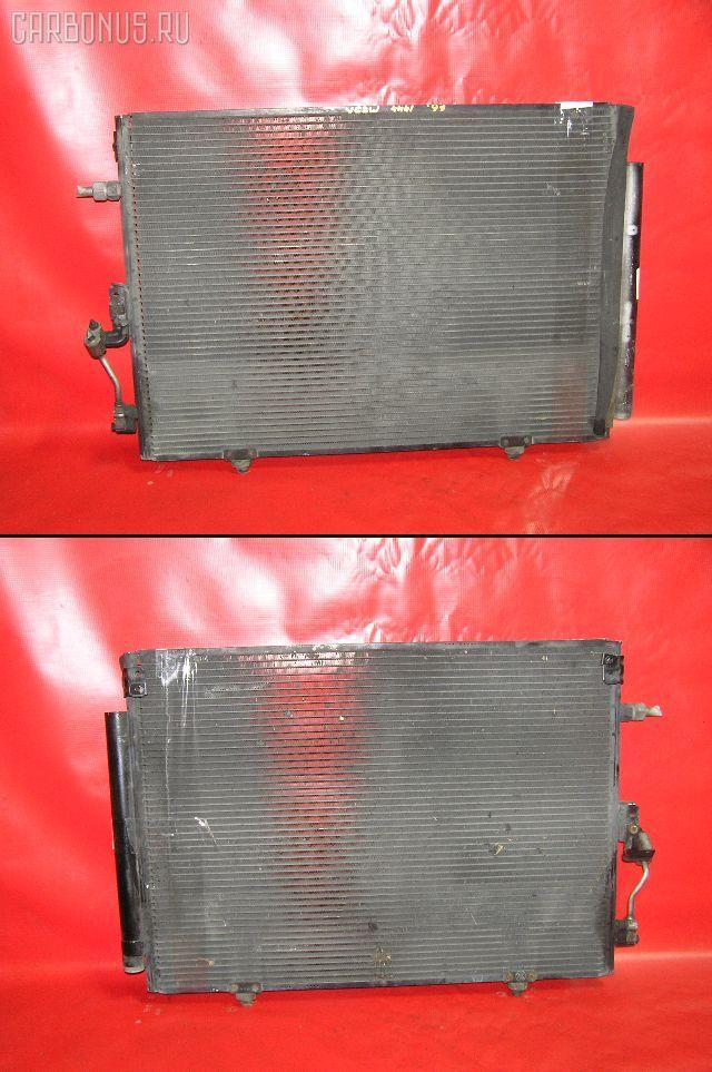 Радиатор кондиционера MITSUBISHI PAJERO V68W 4M40