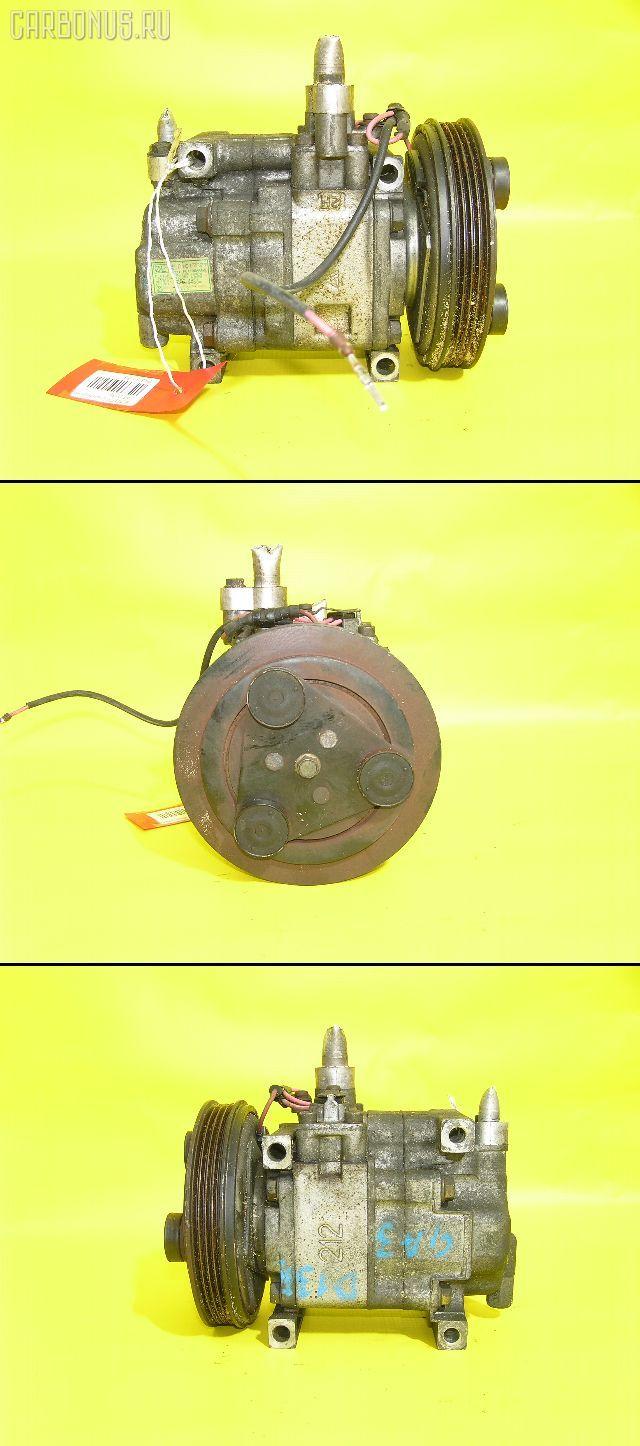 Компрессор кондиционера HONDA LOGO GA3 D13B. Фото 3