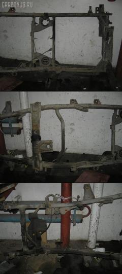 Рама на Toyota Land Cruiser Prado LJ78W 2L-TE