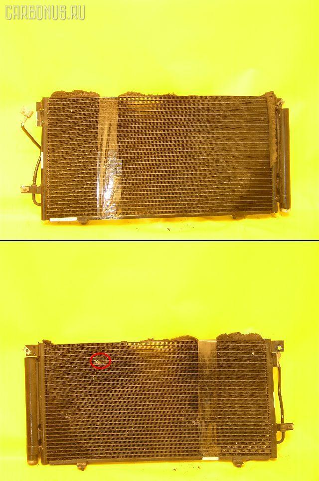 Радиатор кондиционера SUBARU LEGACY BH5. Фото 2