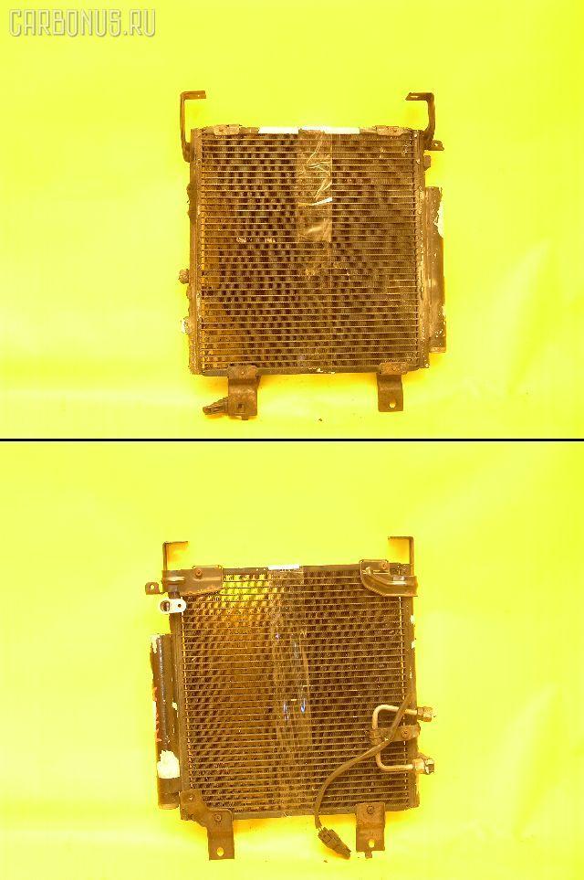 Радиатор кондиционера TOYOTA DUET M110A EJ-DE. Фото 1