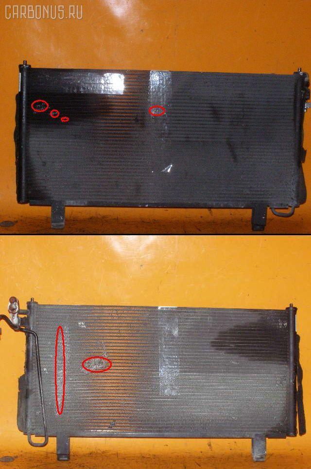 Радиатор кондиционера NISSAN LAUREL HC35 RB20DE. Фото 2