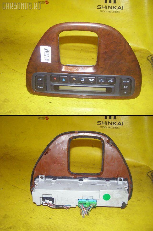 Блок управления климатконтроля HONDA ODYSSEY RA6 F23A. Фото 7