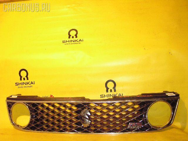 Решетка радиатора NISSAN STAGEA WGC34 Фото 1