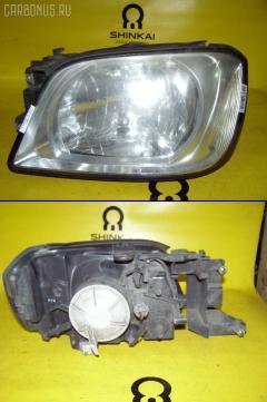 Фара на Nissan Stagea WGNC34 100-63512, Левое расположение