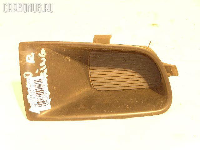 Заглушка в бампер TOYOTA COROLLA AE100 Фото 1