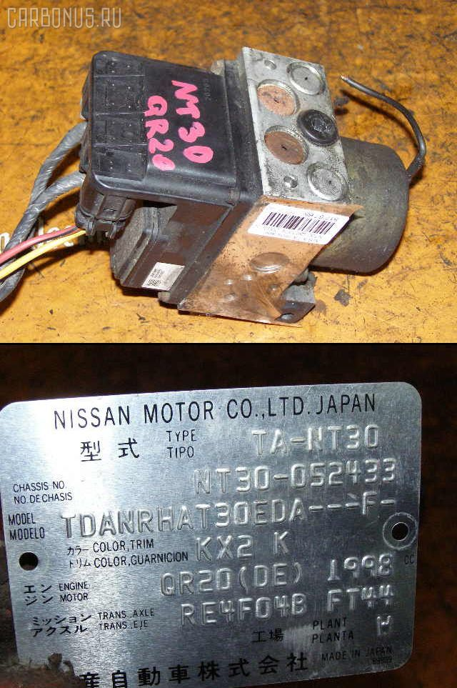 Блок ABS NISSAN X-TRAIL NT30 QR20DE. Фото 1