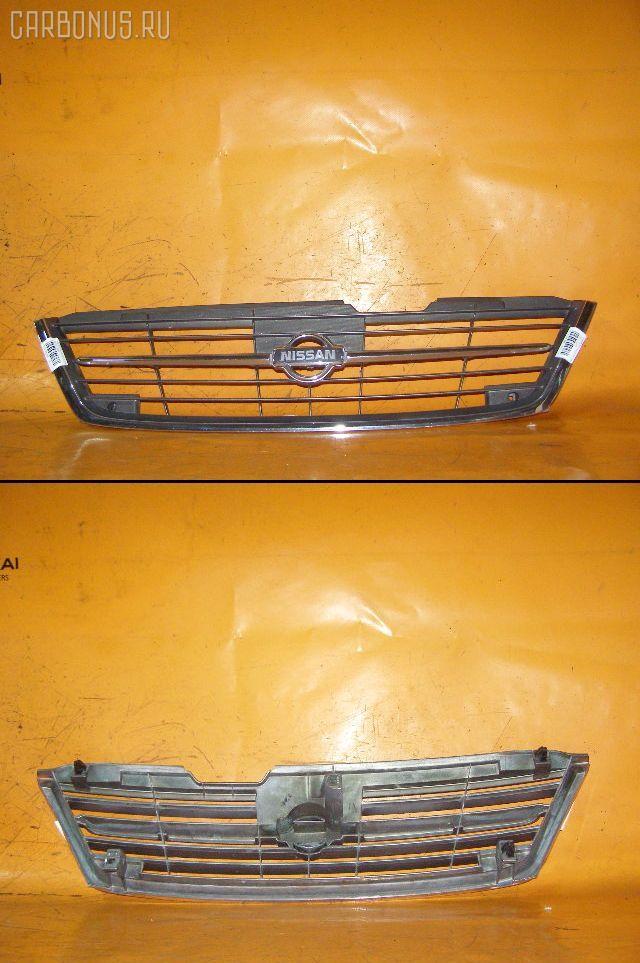 Решетка радиатора NISSAN SUNNY FB14. Фото 7