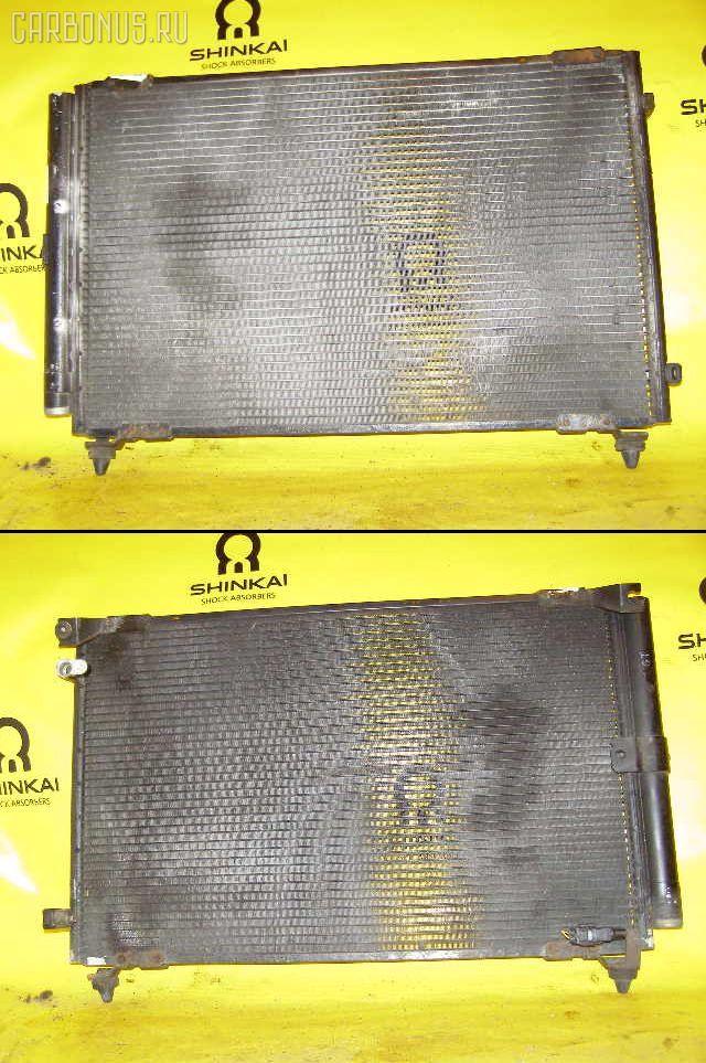Радиатор кондиционера TOYOTA IPSUM SXM10G 3S-FE. Фото 11