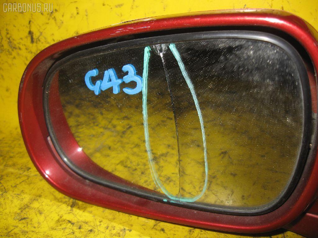 Зеркало двери боковой HONDA LOGO GA3. Фото 11
