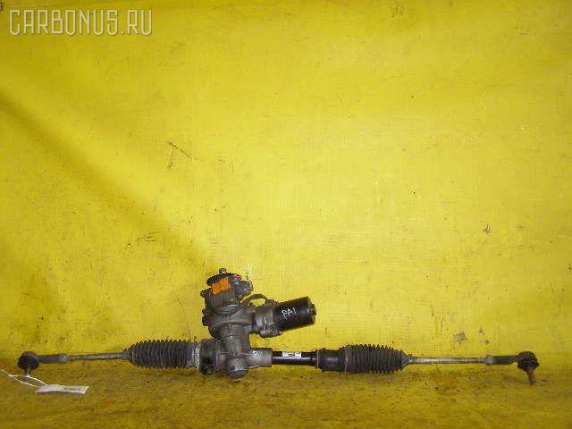 Рулевая рейка HONDA Z PA1 E07Z. Фото 5