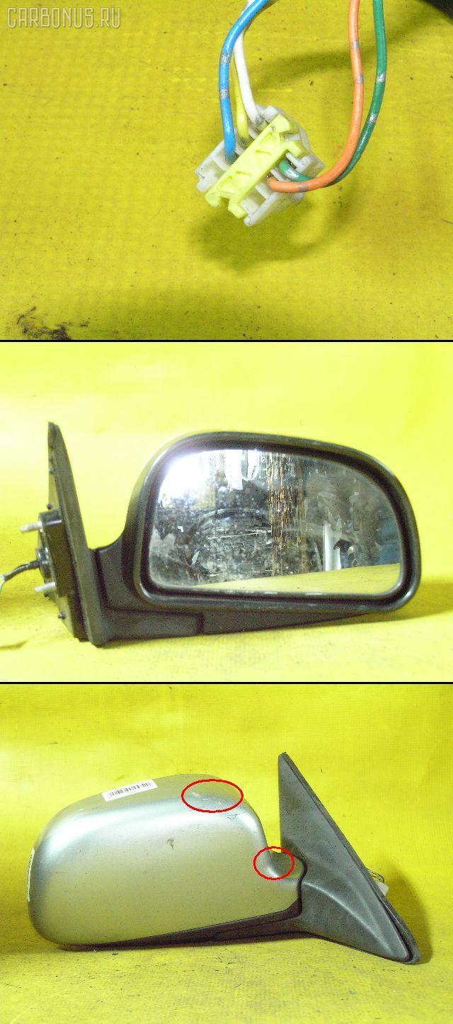 Зеркало двери боковой MITSUBISHI GALANT EA1A. Фото 1