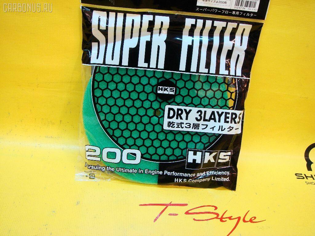 Фильтр воздушный SUPER POWER FLOW. Фото 6