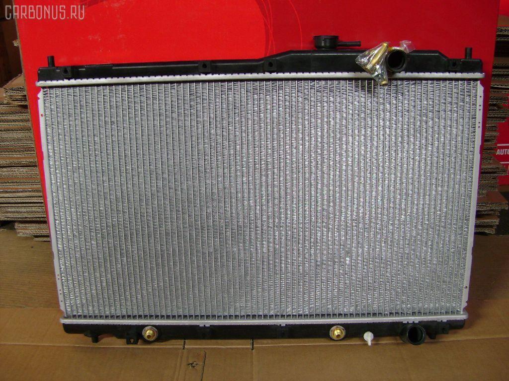 Радиатор ДВС HONDA STEPWGN RF2 B20B. Фото 2
