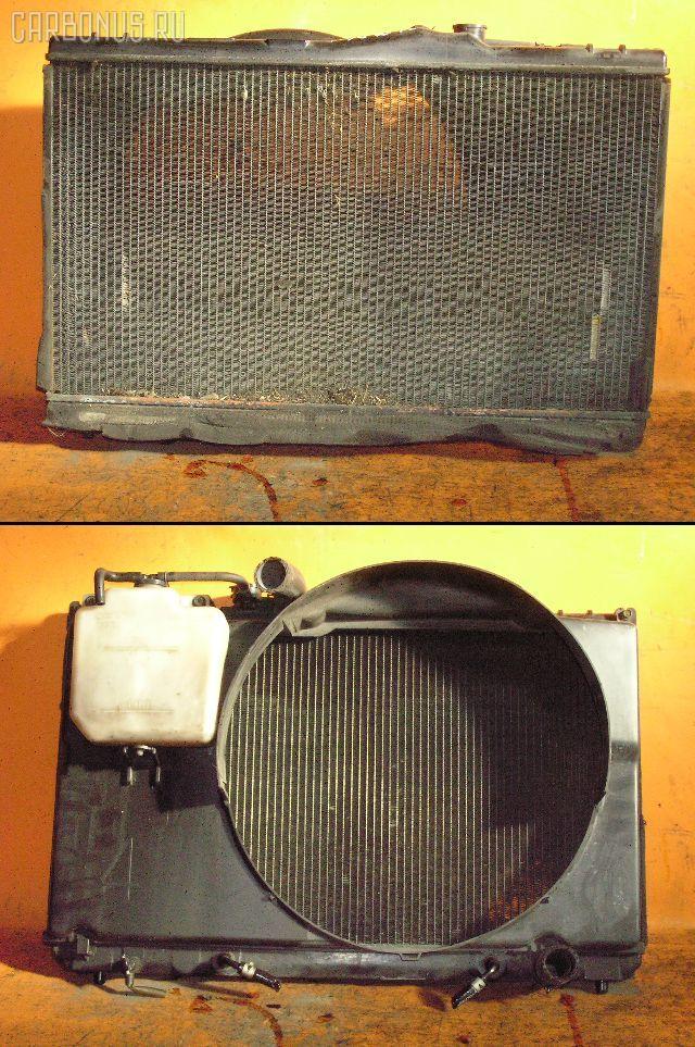 Радиатор ДВС TOYOTA GX90 1G-FE. Фото 10