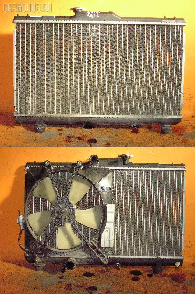 Радиатор ДВС TOYOTA AE110 5A-FE. Фото 3