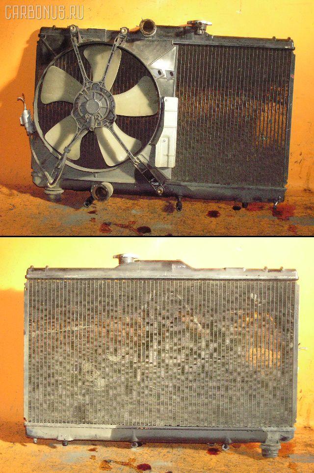 Радиатор ДВС TOYOTA AE110 5A-FE. Фото 4