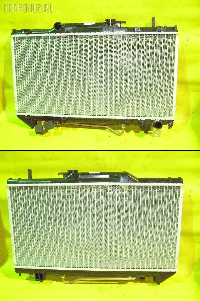 Радиатор ДВС TOYOTA CALDINA ST195G 3S-FE. Фото 9