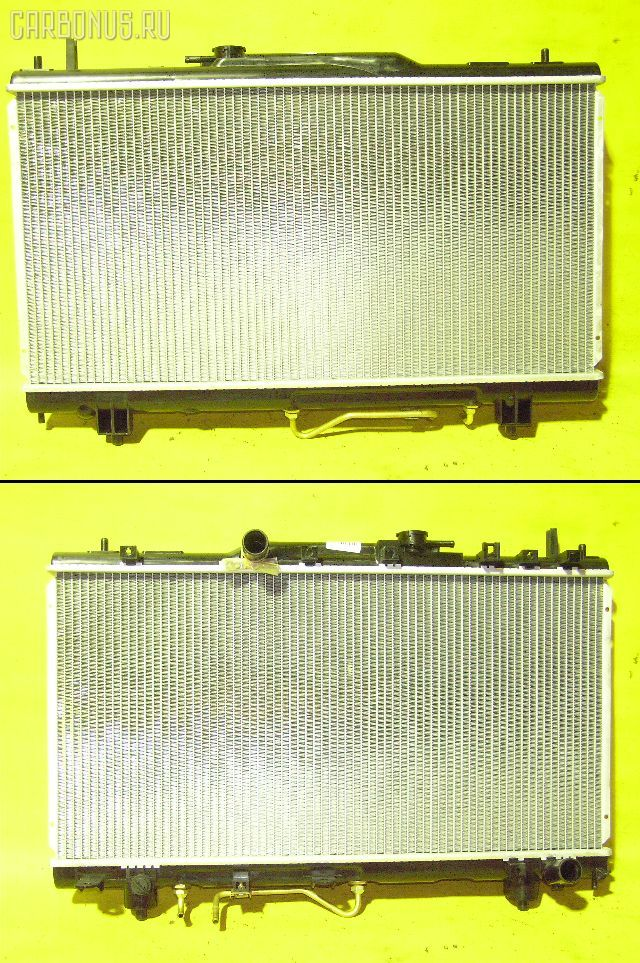Радиатор ДВС TOYOTA CORONA PREMIO ST215 3S-FE. Фото 3