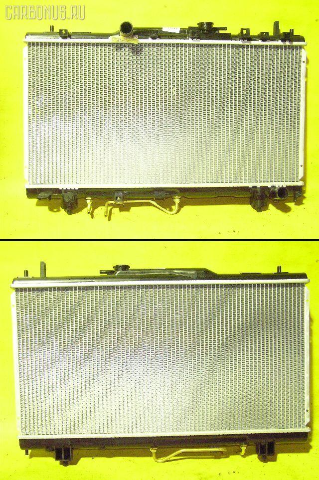 Радиатор ДВС TOYOTA CORONA PREMIO ST215 3S-FE. Фото 10