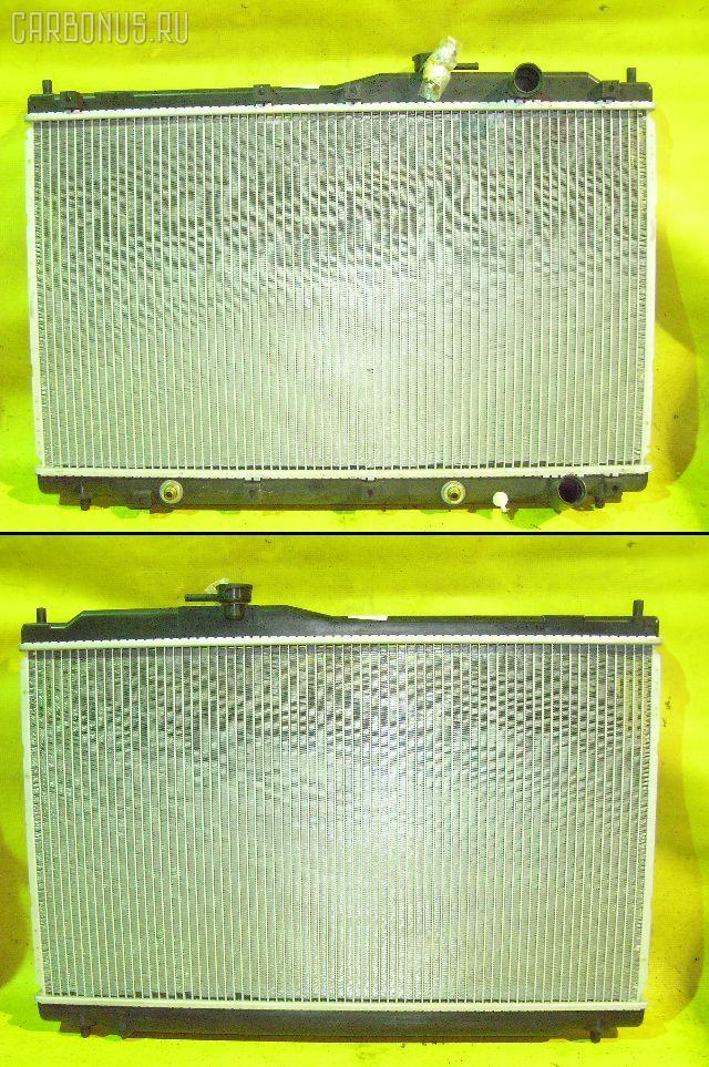 Радиатор ДВС HONDA STEPWGN RF2 B20B. Фото 8