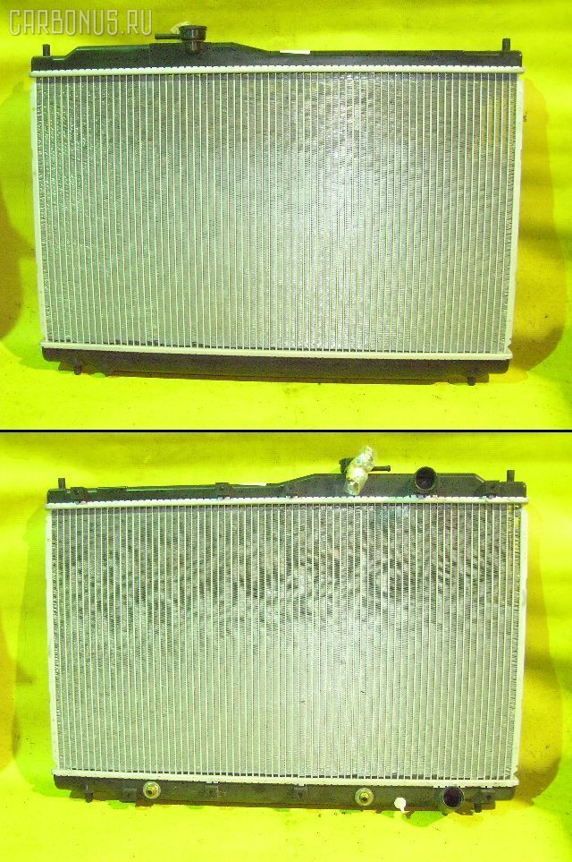 Радиатор ДВС HONDA STEPWGN RF2 B20B. Фото 9