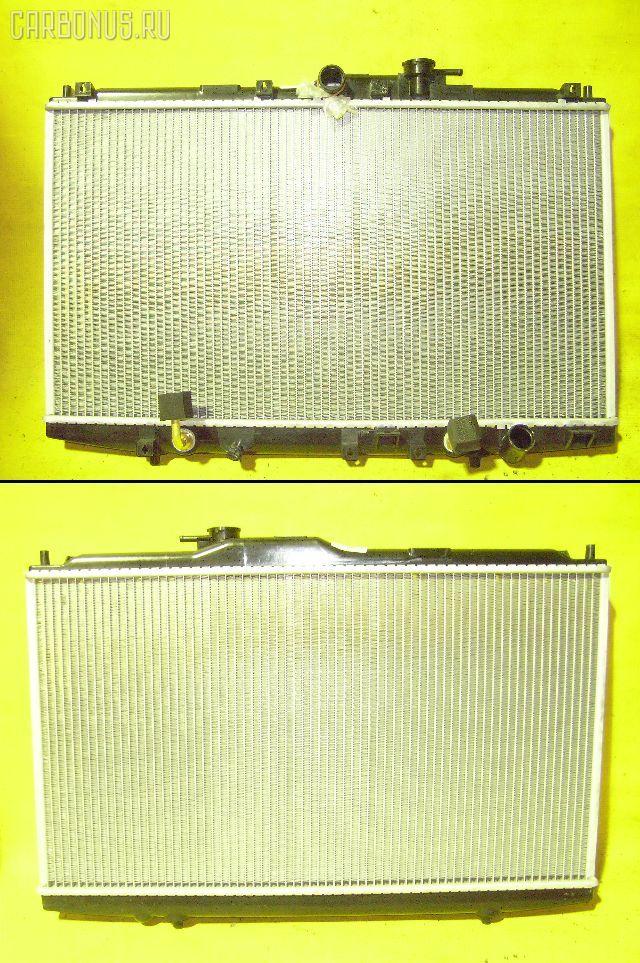 Радиатор ДВС HONDA AVANCIER TA1 F23A. Фото 7