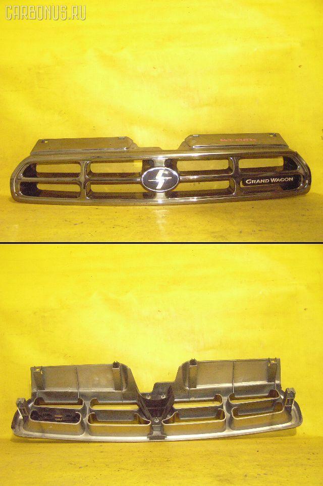 Решетка радиатора SUBARU LEGACY GRAND WAGON BG9. Фото 7