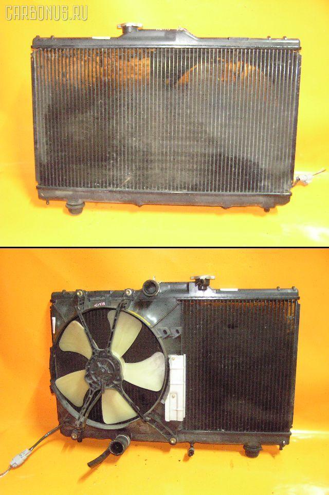 Радиатор ДВС TOYOTA AE110 5A-FE. Фото 5