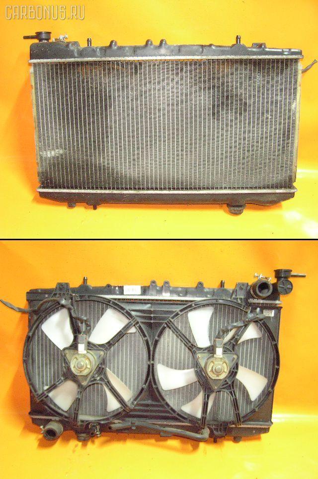 Радиатор ДВС NISSAN SUNNY FB14 GA15DE. Фото 8