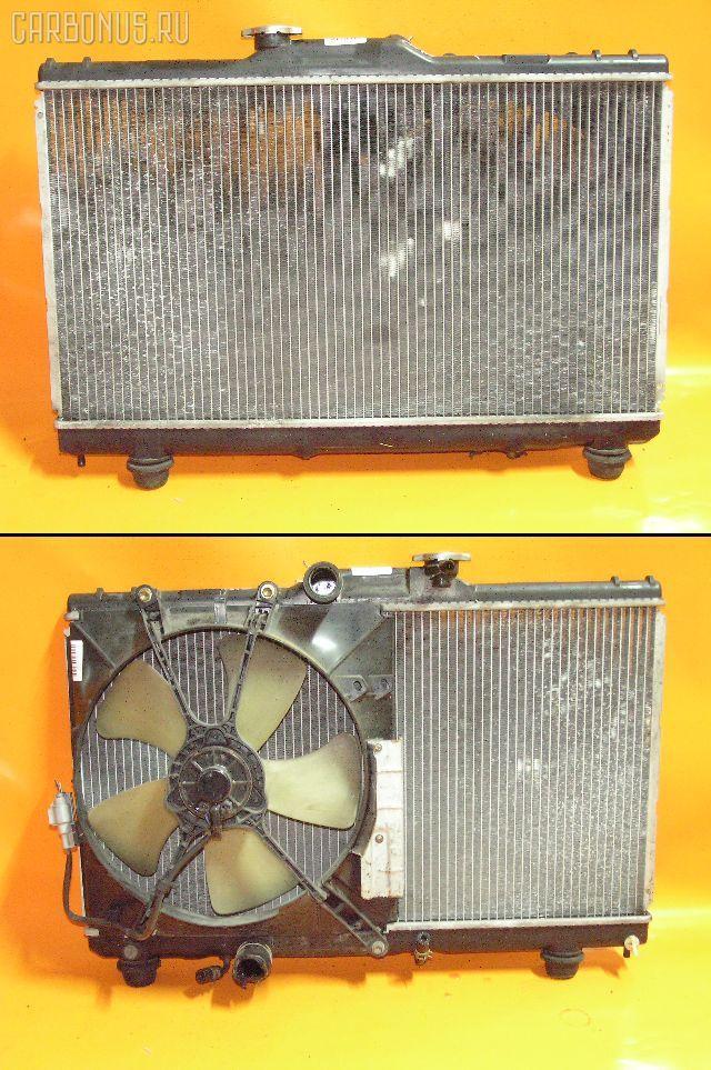 Радиатор ДВС TOYOTA AE110 5A-FE. Фото 6