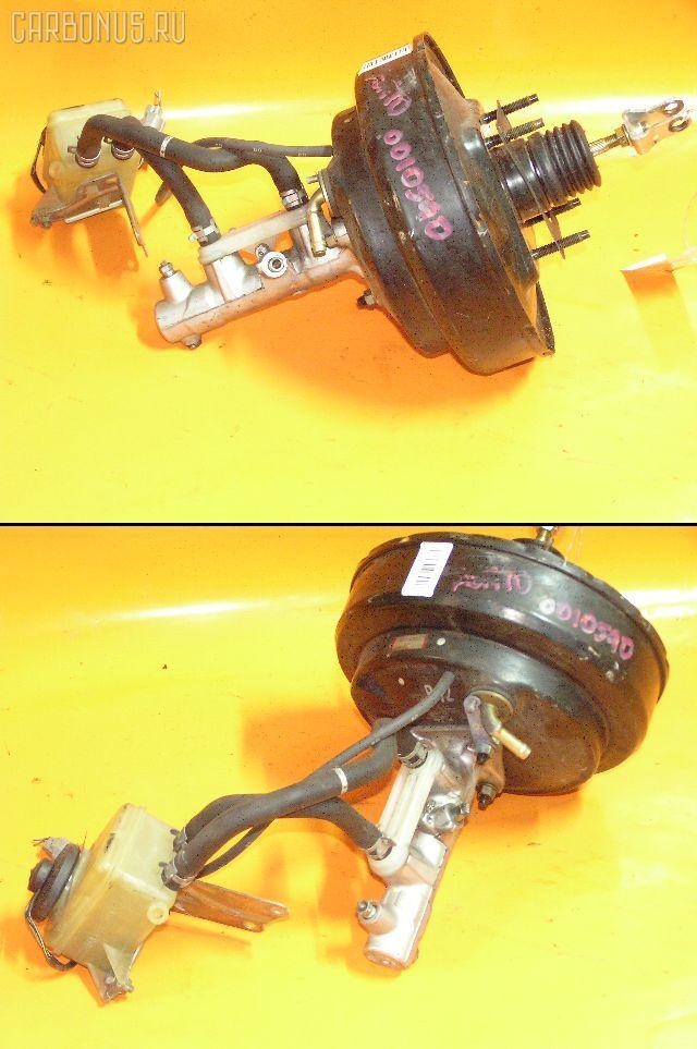 Главный тормозной цилиндр TOYOTA GAIA SXM15G 3S-FE. Фото 11