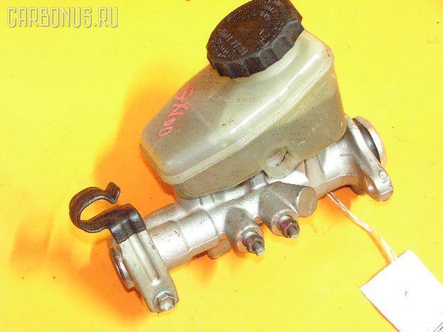 Главный тормозной цилиндр TOYOTA GX100 1G-FE. Фото 6