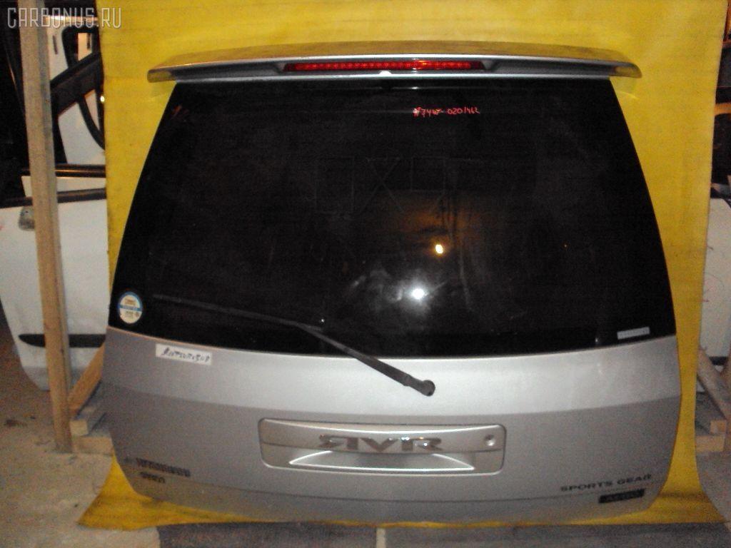 Дверь задняя MITSUBISHI RVR SPORTS GEAR N74WG Фото 1